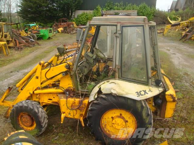 JCB 3CX parts only