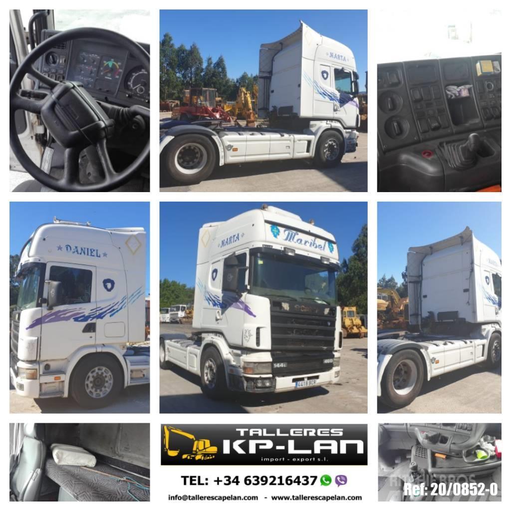 Scania 144-460