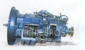 Fast 法士特 9JS150/9JS180/9JS220系列变速器
