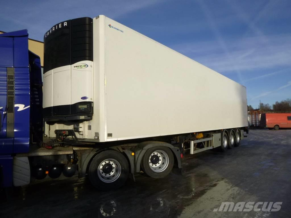 Schweriner SF24 3-AXEL + LIFT + CARRIER VECTRO 1850