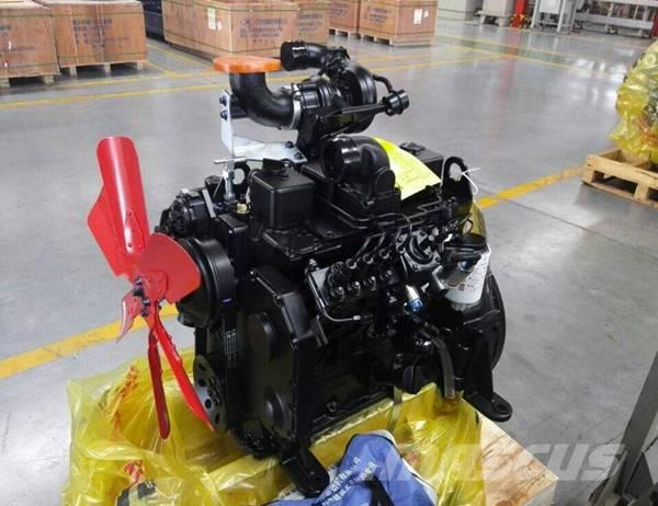 Cummins diesel engine assy 4btaa3.9-c130