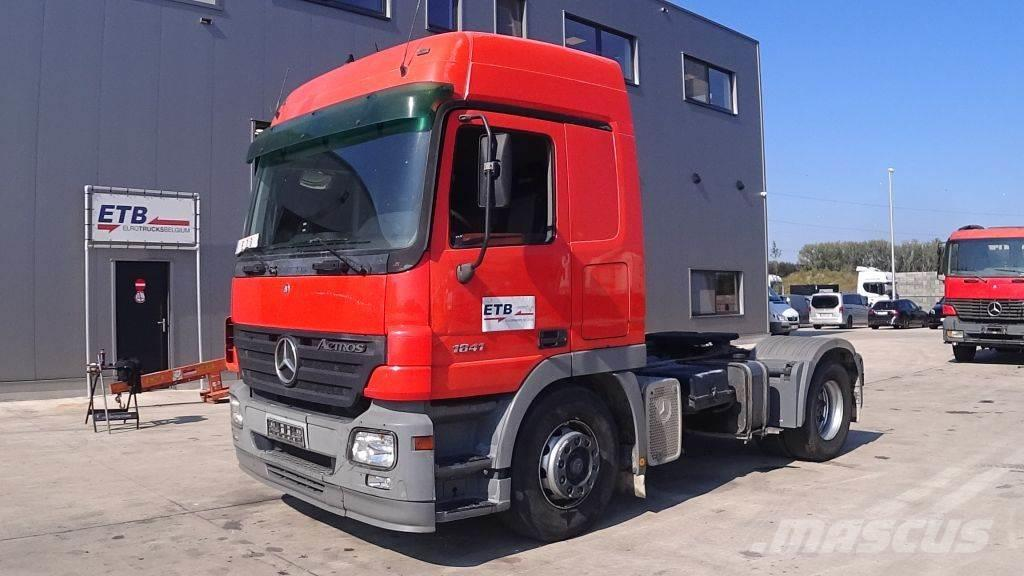 Mercedes-Benz Actros 1841 (HYDRAULIC PUMP FOR TIPPER / EPS-GEARB
