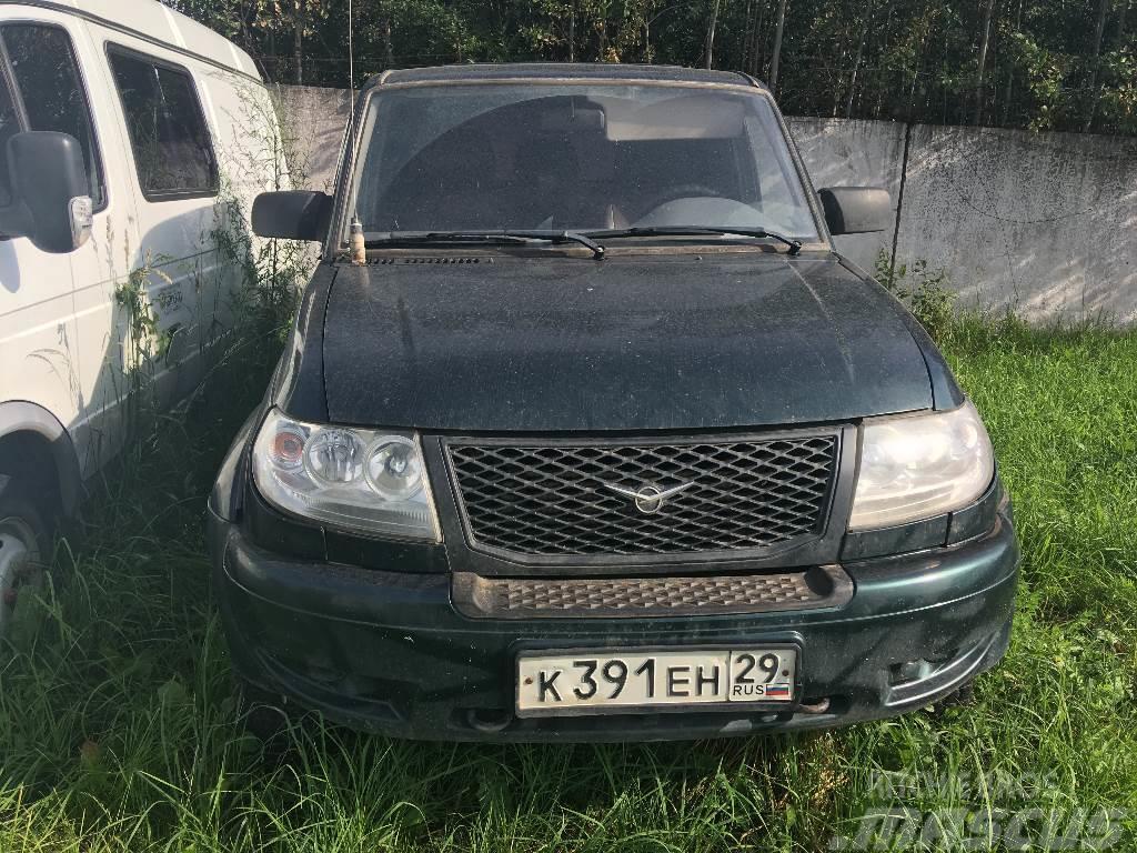 [Other] УАЗ 23632 (UAZ Pickap)