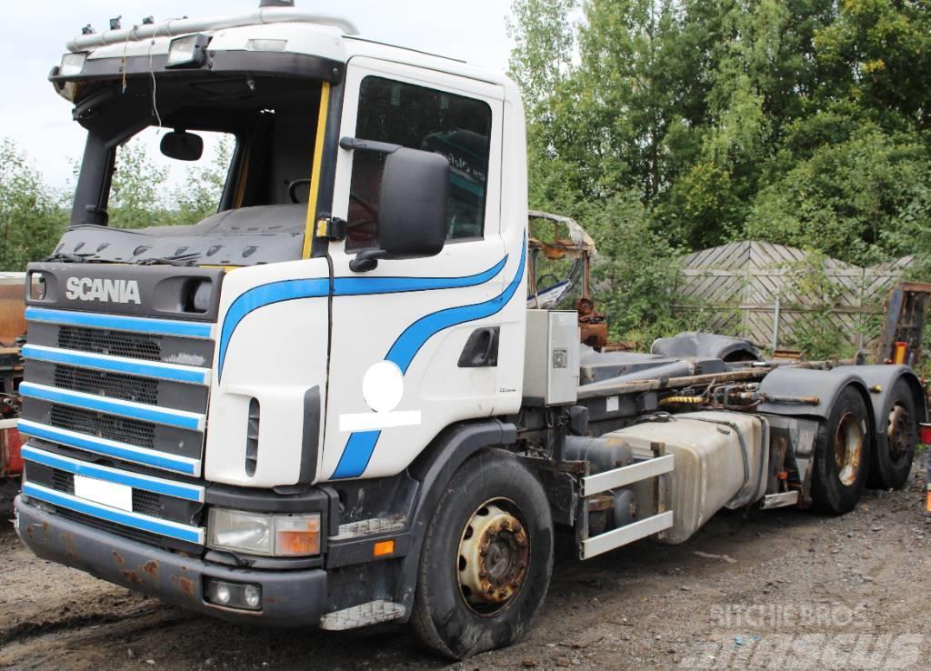 Scania R 124 LB 420