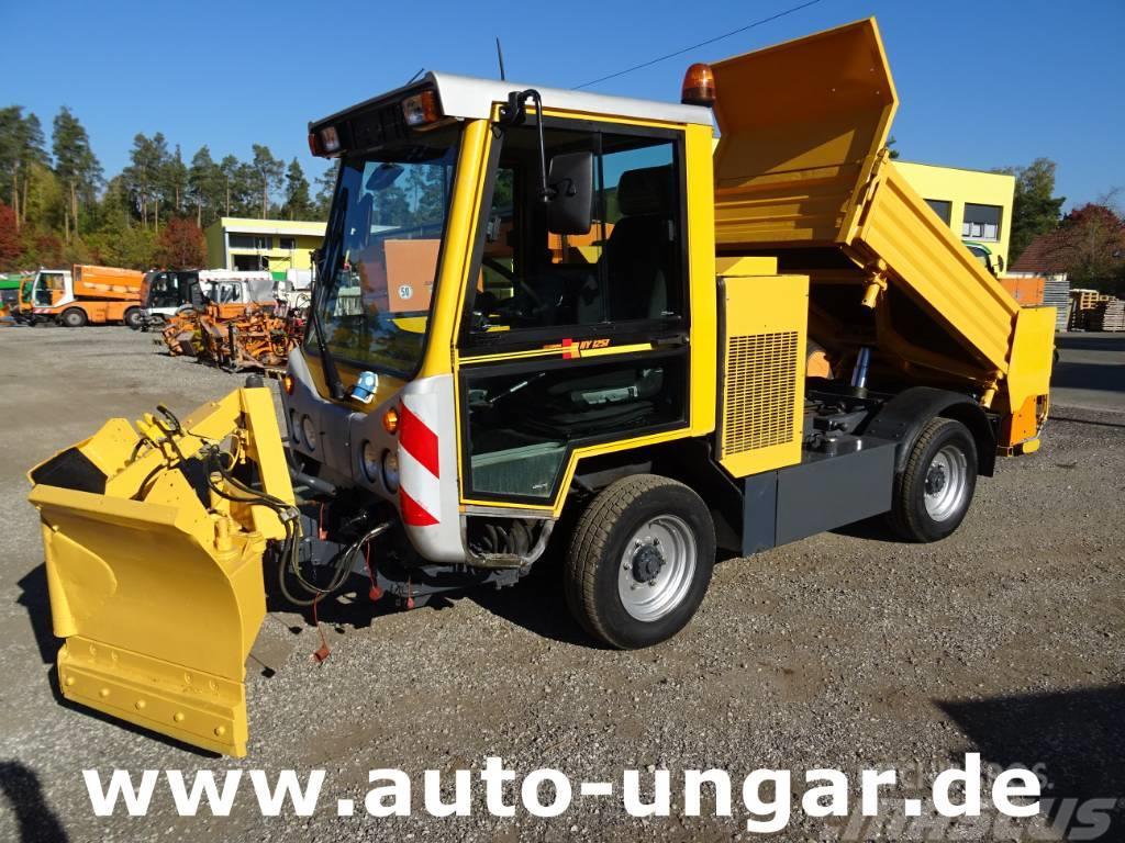 Kiefer Boki Boki HY1251 mit Winterdienstpaket 4x4x4