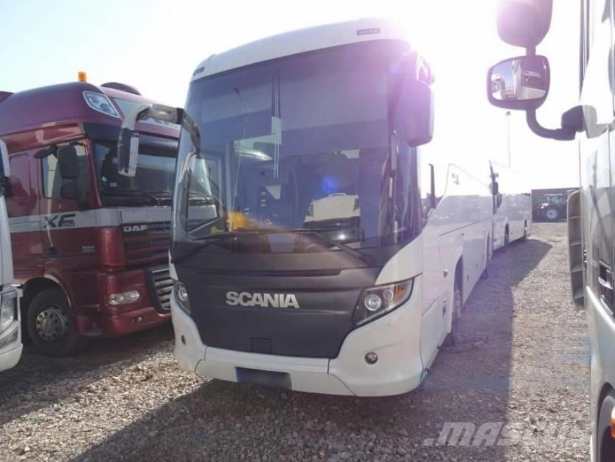 Scania TOURING A 18.6T / 51 SEATS / 180000km !!!