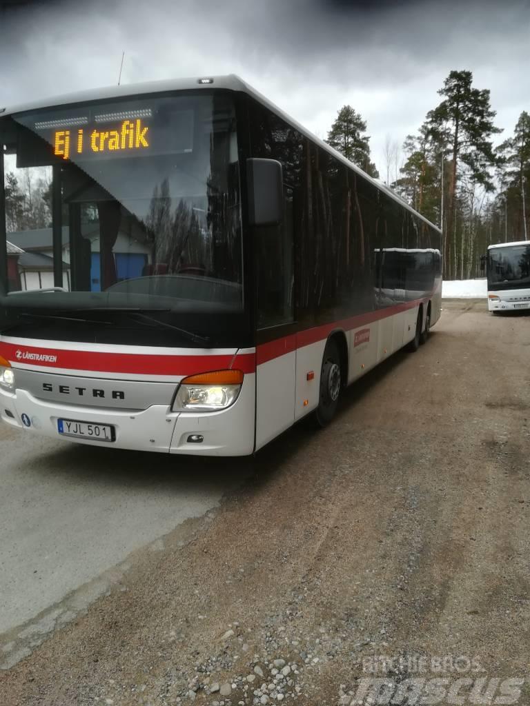 Setra S 418 LE