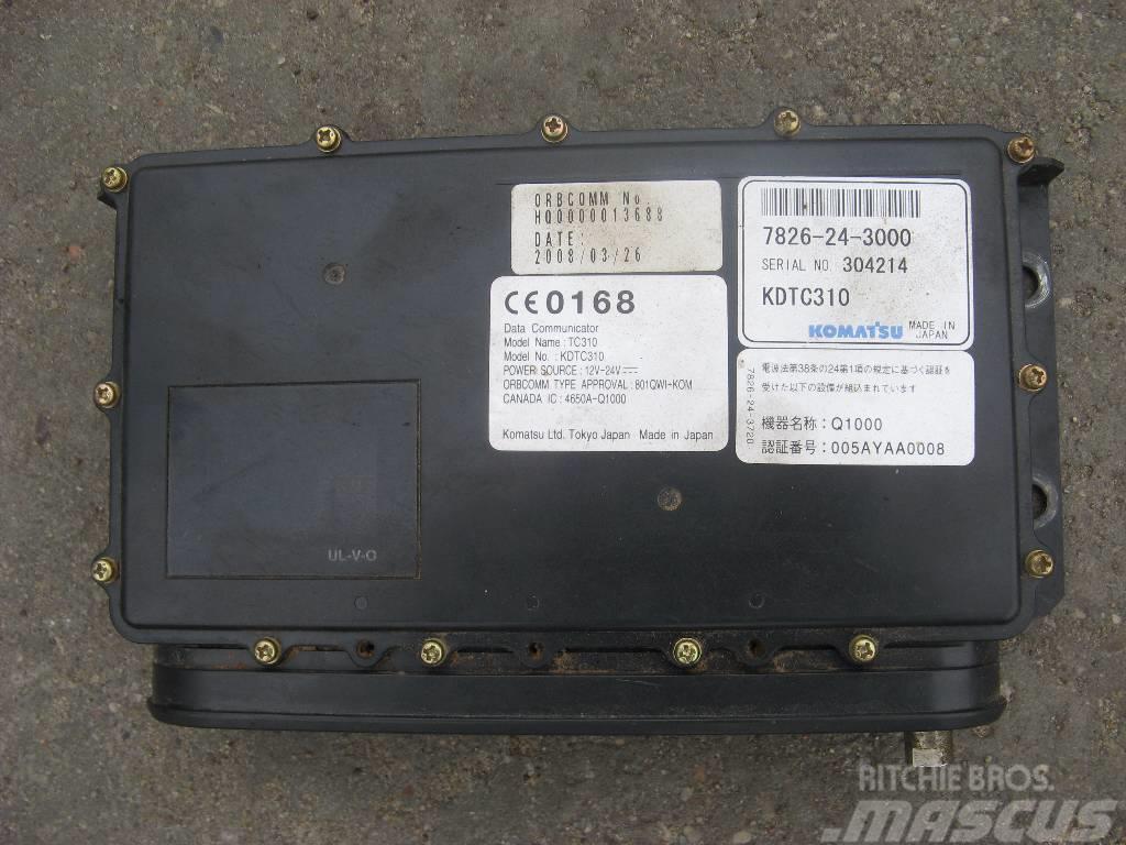 [Other] Sterownik-Komputer Komatsu WA70-6