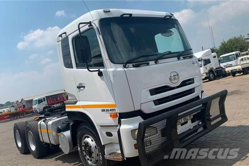 Nissan 2016 UD GW26-450 Truck Tractor