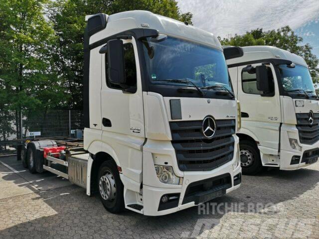 Mercedes-Benz ACTROS 2542 L BDF (PM 831)