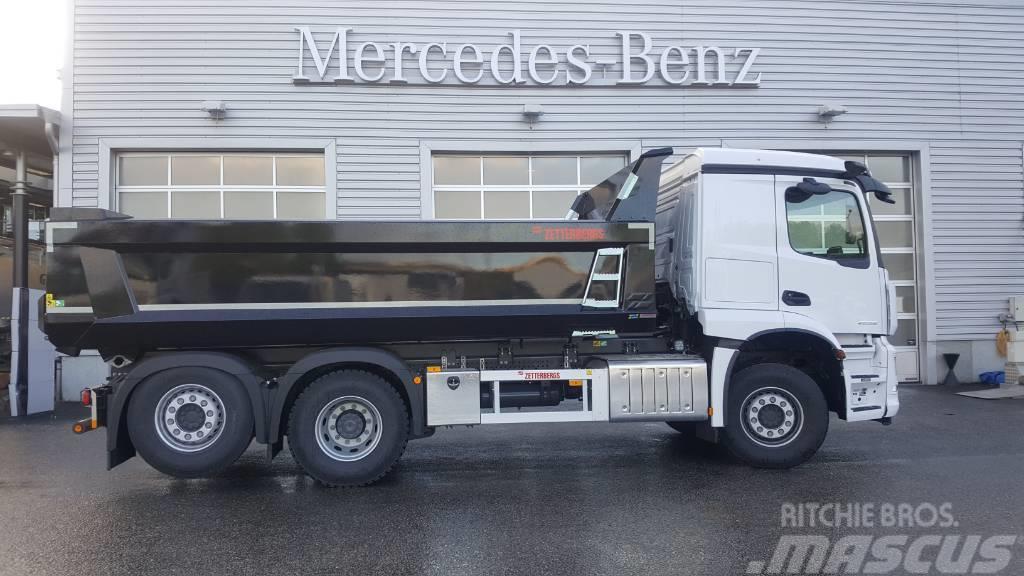 Mercedes-Benz 2835 L   omgående leverans