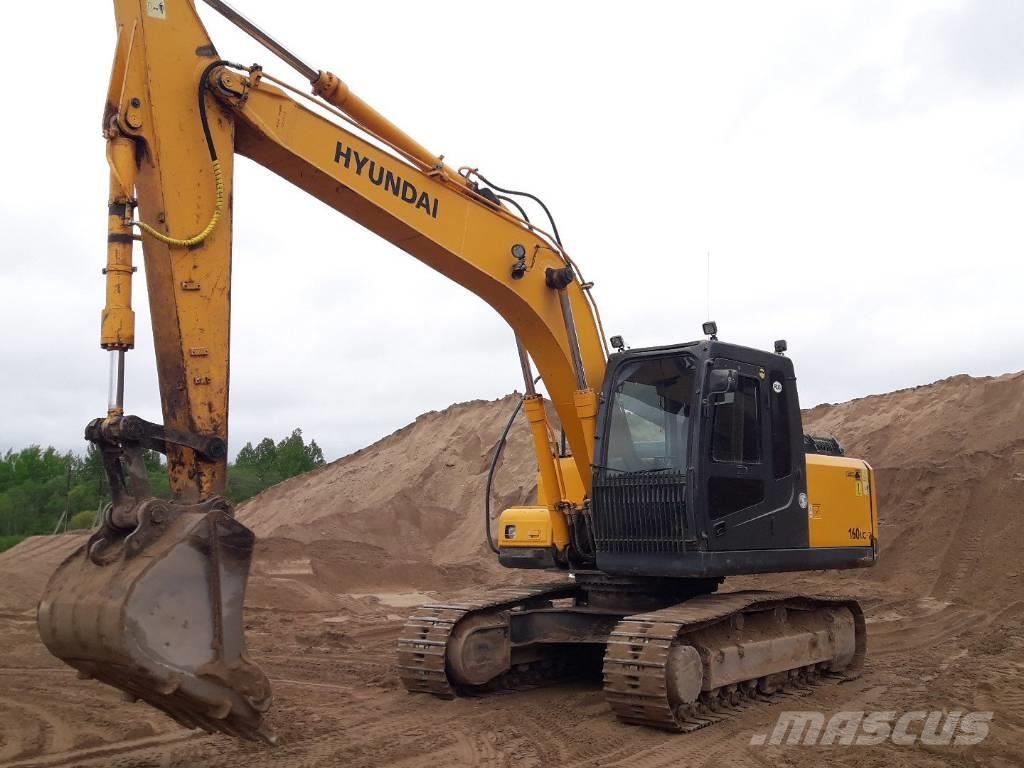 [Other] ! HYUNDAI R160LC-7