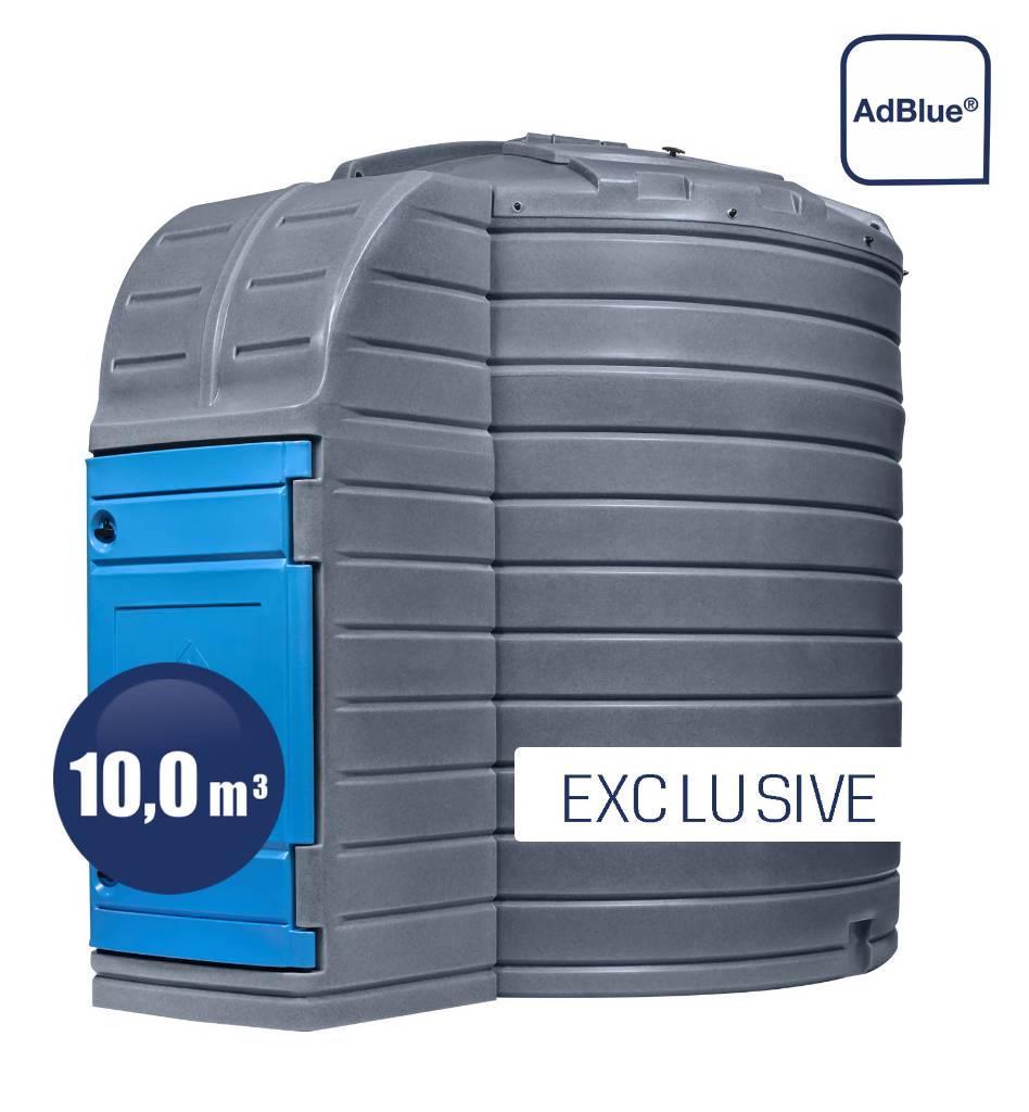 Swimer Tank Blue 10000 Fudps Exclusive dwupłaszczowy