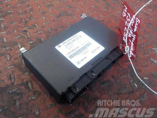 Mercedes-Benz Actros MPIII CPC/FR control unit 14464102 A2C53090