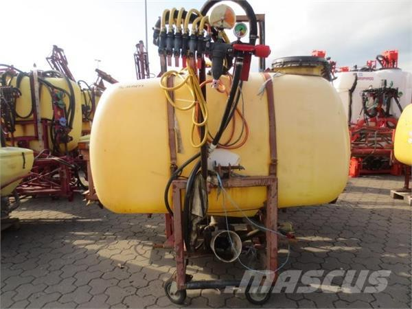 Rau 800 LTR., 1992, Sprayers