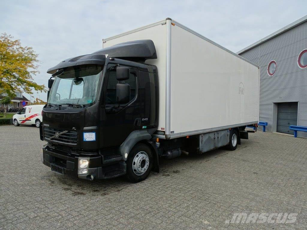 Volvo FL7-240 / AUTOMATIC / EURO-5 / 2011