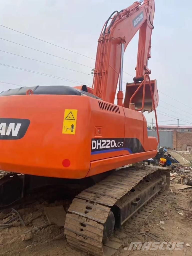 Doosan DH 220 LC-5