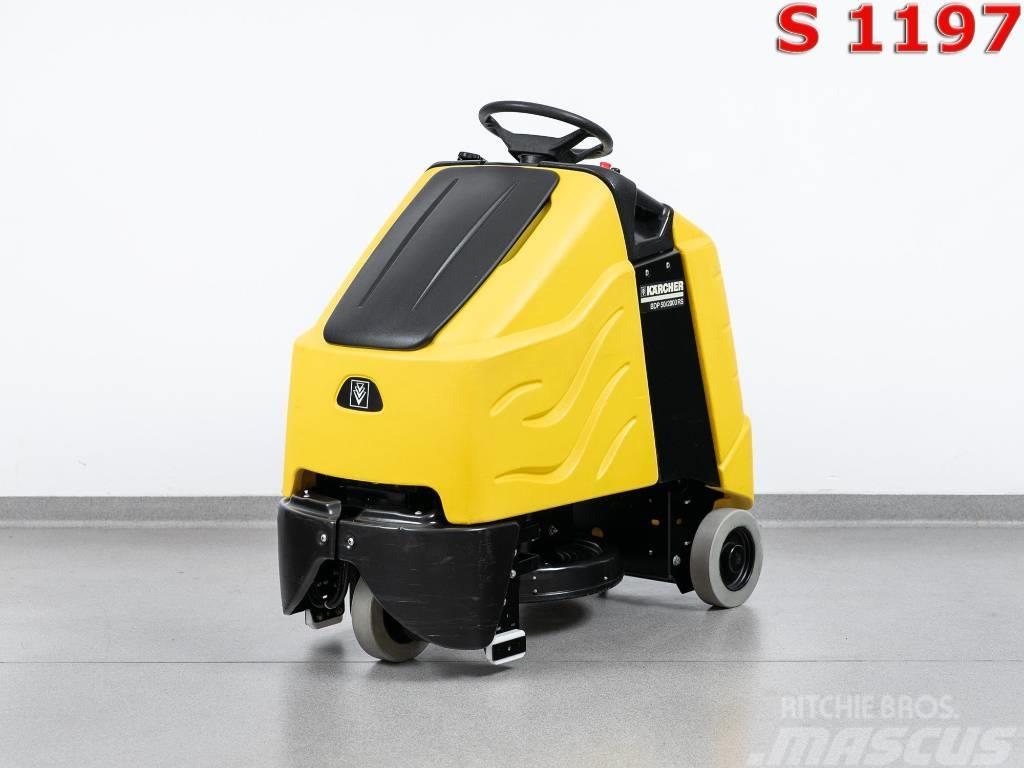 Kärcher floor polisher KARCHER BDP 50/2000 RS STEP ON / 25