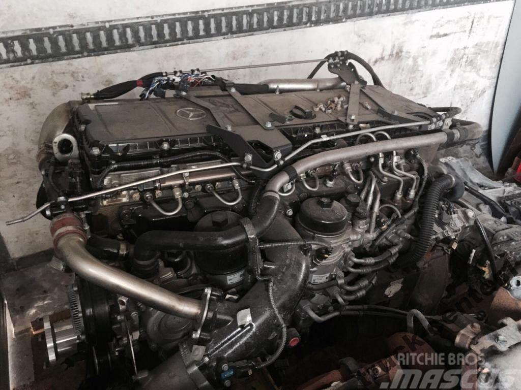 Mercedes-Benz MERCEDES ACTROS MP4 OM470LA6-1 EURO 6