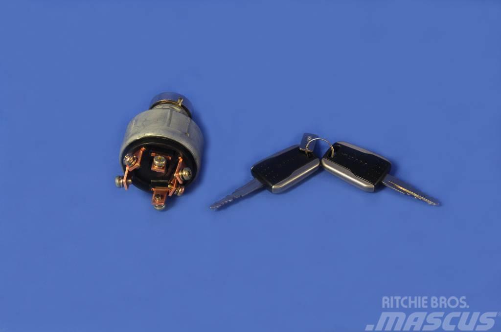 Doosan Stacyjka + kluczyk DX 225 LC, DX140, DL200, DL300