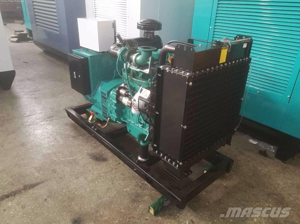 Used Cummins Engines For Sale >> Used Cummins diesel generator set 4BT engines Year: 2017 ...