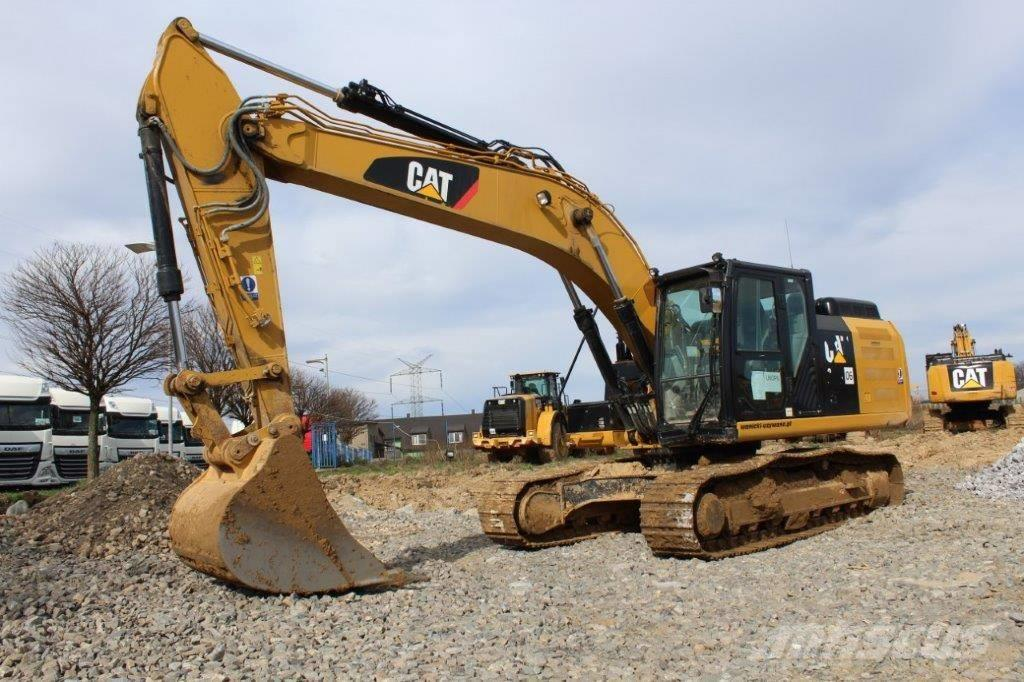 Caterpillar 2015 Caterpillar 324 LN CAT 324E
