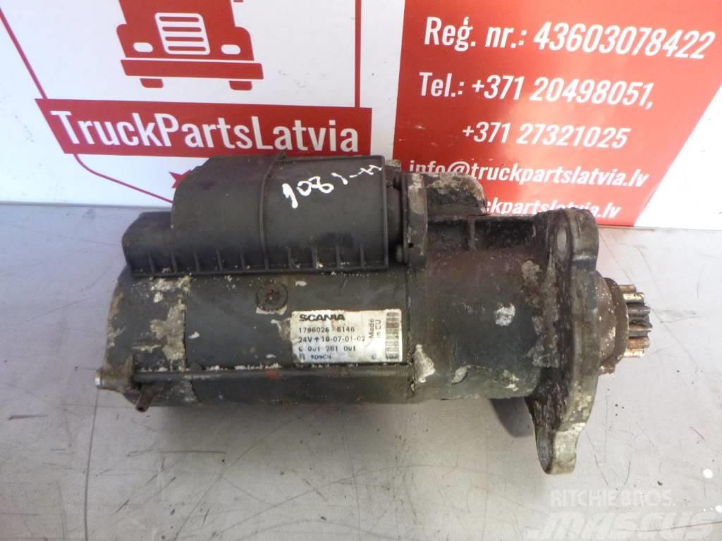 Scania R44O STARTER 1796026