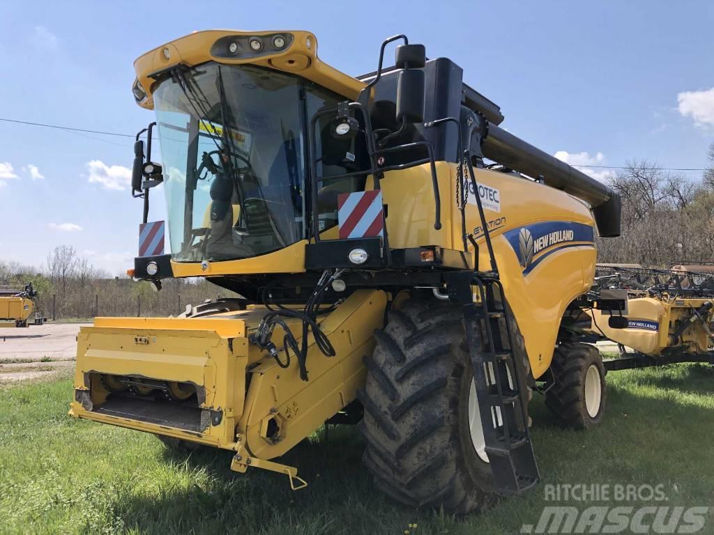 New Holland CX 6090 FS