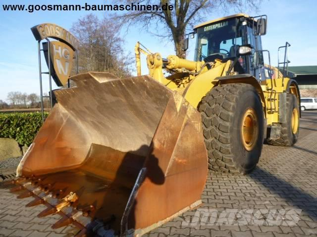 Caterpillar 966 H --full steering--