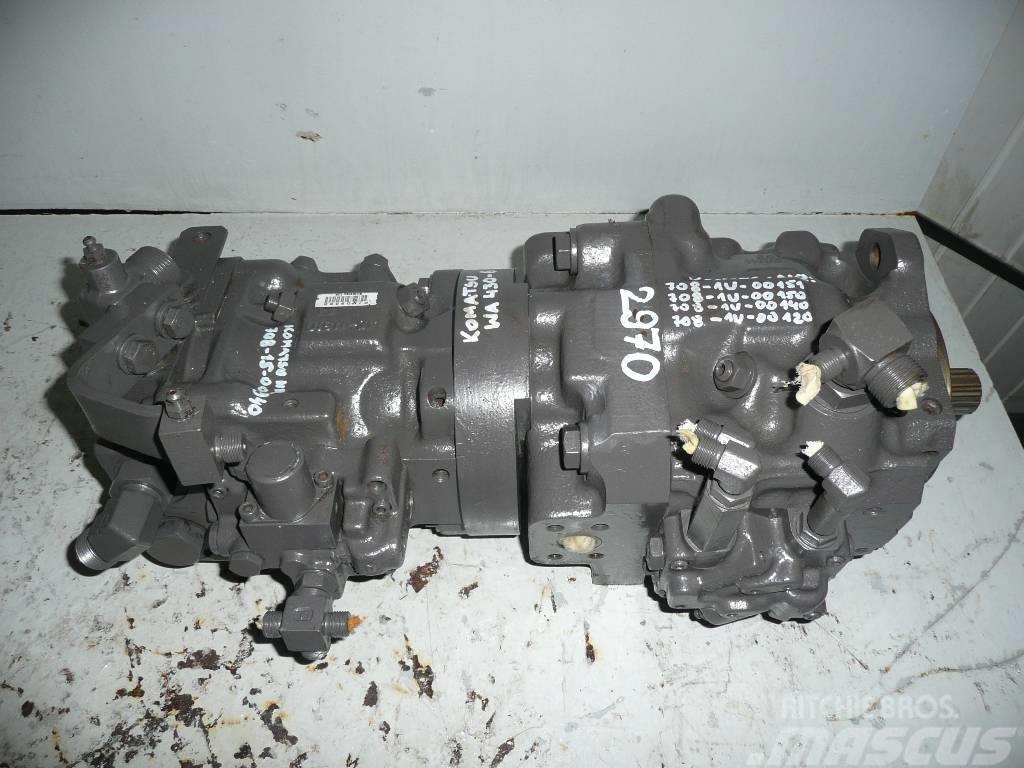Komatsu WA 430-6 Pompa Potrójna 708-1U-00120 708-1U-0015