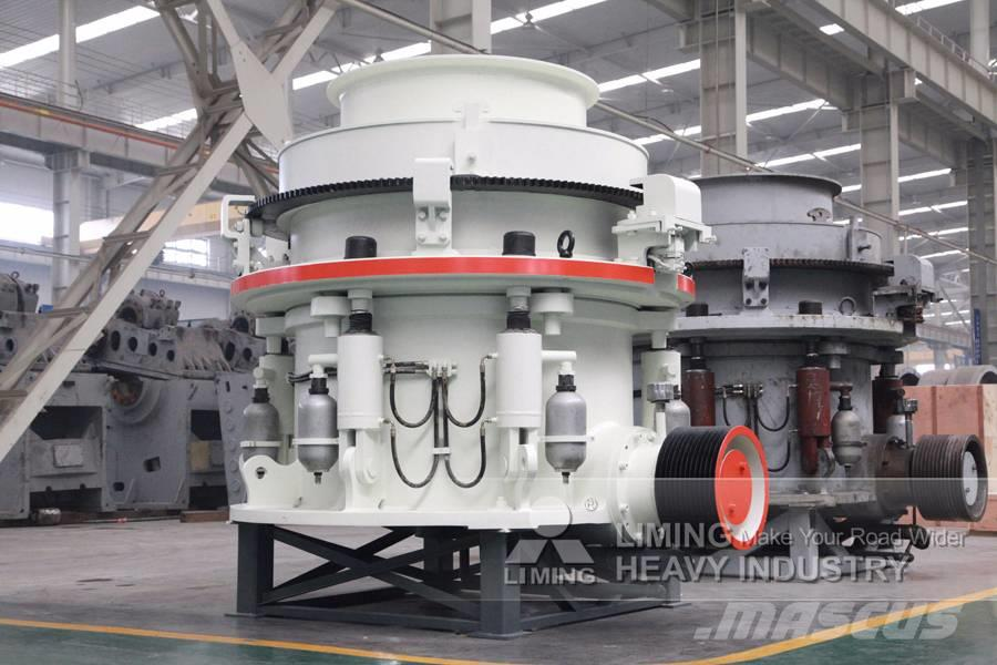 Liming HPT500 Hydraulic Cone Crusher