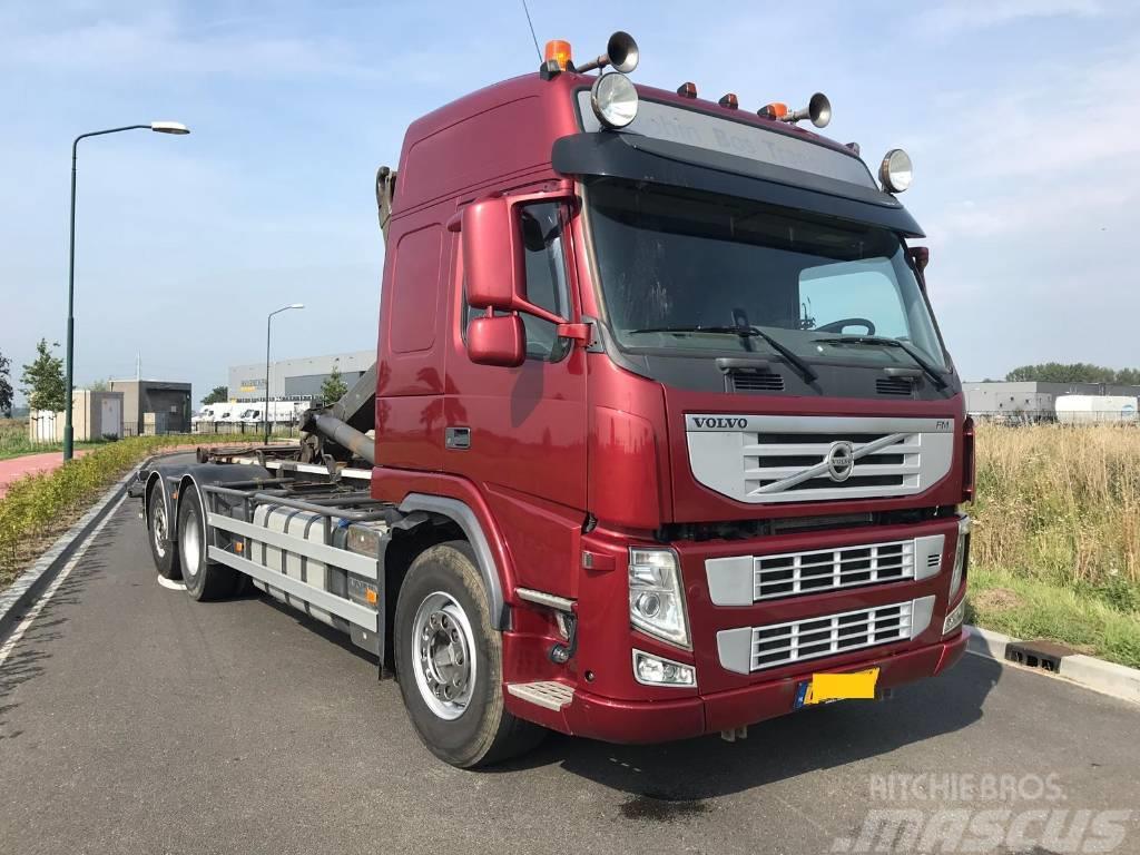 Volvo fm460 EEV 6x2