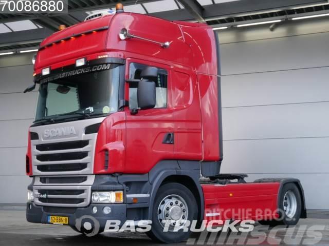 Scania R440 4X2 Retarder Standklima Hydraulik Euro 6 NL-T