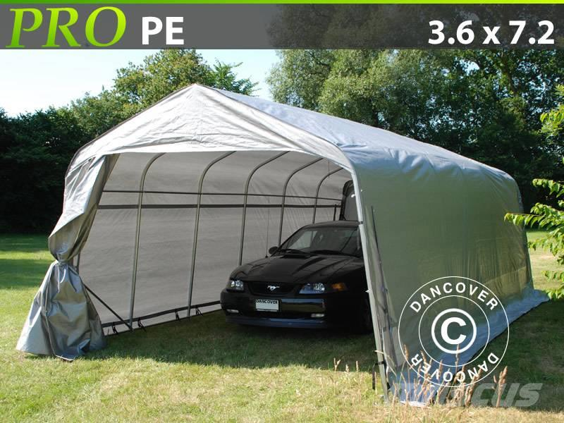 Dancover Portable Garage 3,6x7,2x2,68m Lagertelt