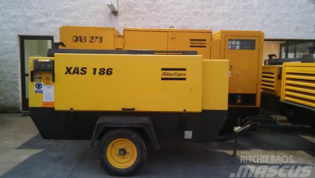 Atlas Copco XAS 186 DD