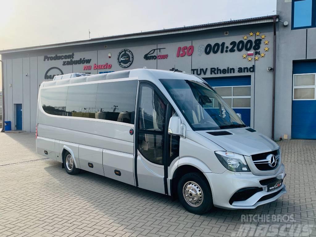 Mercedes-Benz CUBY Sprinter 519 RHoS Tourist Open Sky Line (334)