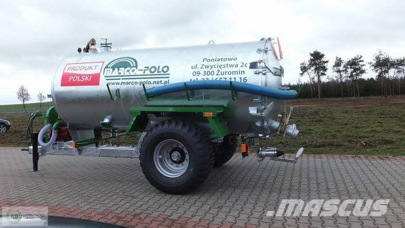 [Other] Marco-Polo  Güller-Wasserfaß 5000l /Slurry Tank