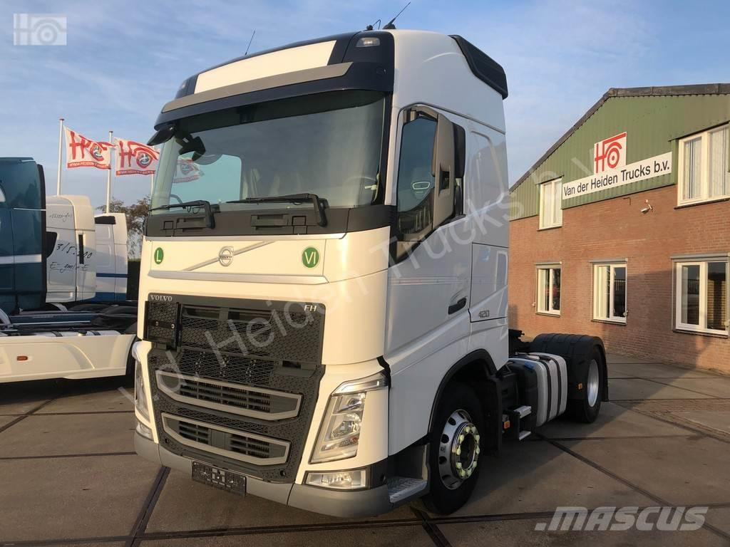 Volvo FH420 | ADR | I-Shift