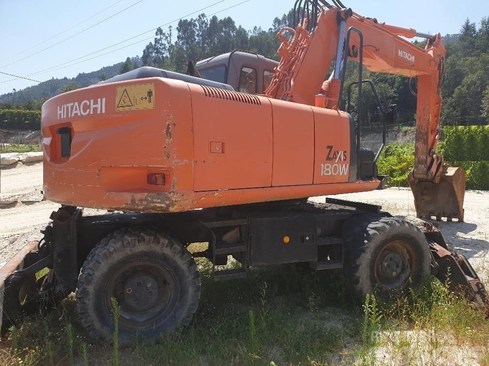 Hitachi ZX 180 W
