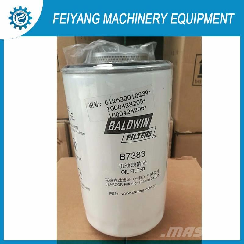 Baldwin Filters B7383 oil filter