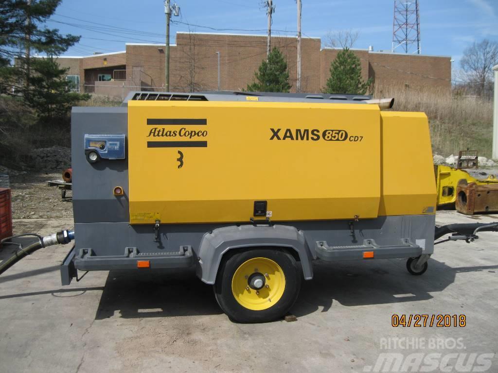 Atlas Copco XAMS 850 CD