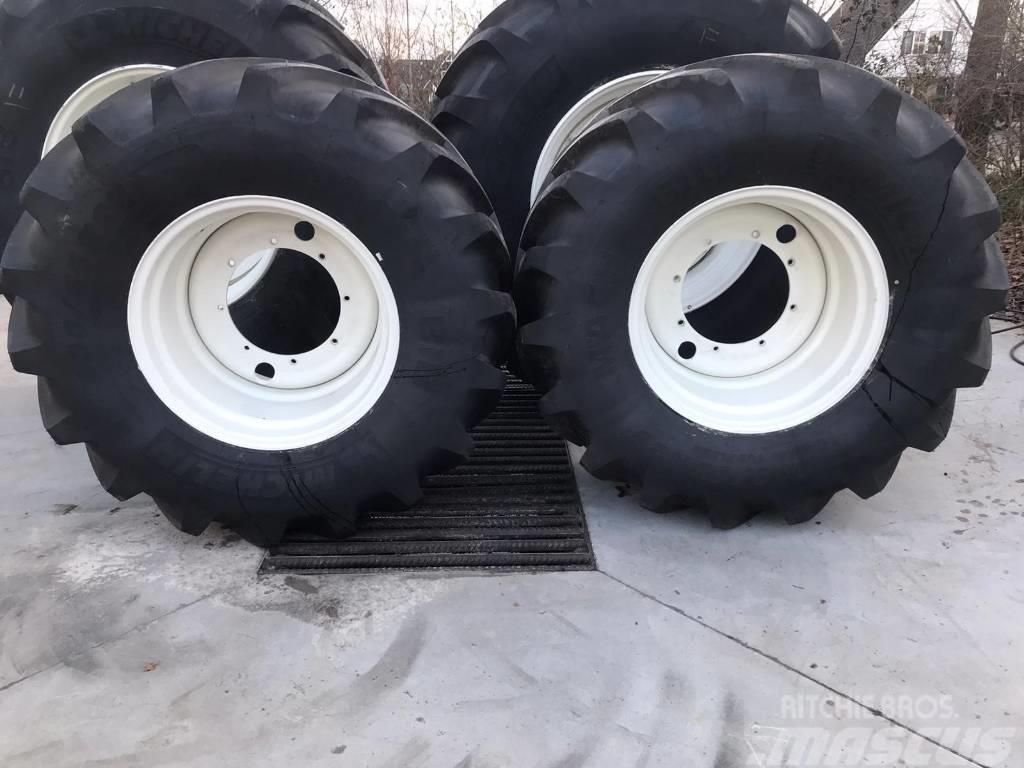 Michelin MACH X BIB 650/65 R28 en 710/70 R38