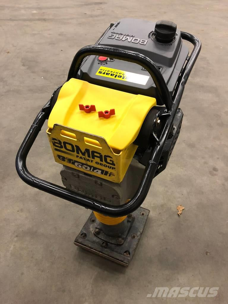bomag bt 60 4 plate compactors mascus ireland. Black Bedroom Furniture Sets. Home Design Ideas