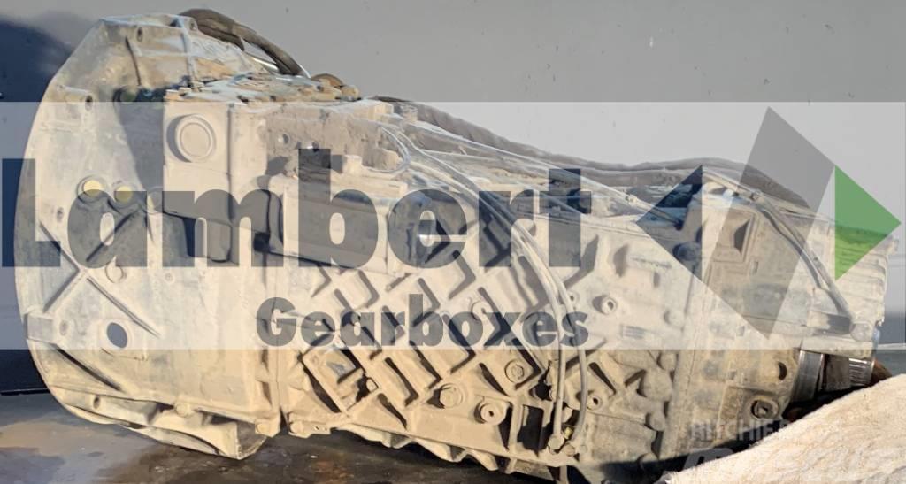 ZF 16S2520 TO Getriebe Gearbox 1343002001 gebraucht u
