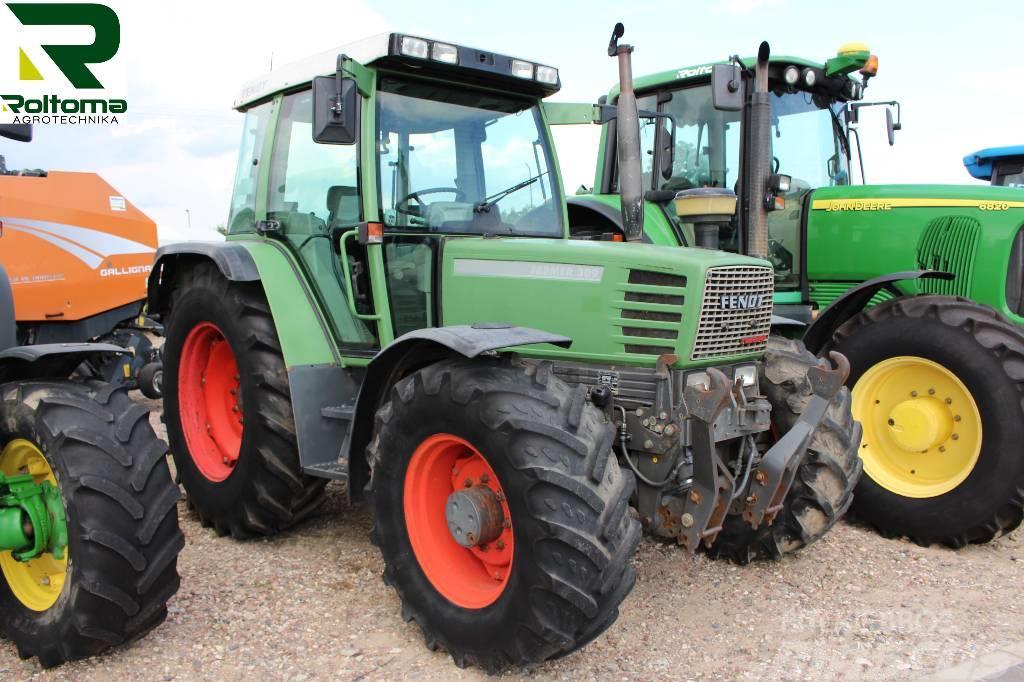 fendt 309 gebrauchte traktoren gebraucht kaufen und. Black Bedroom Furniture Sets. Home Design Ideas