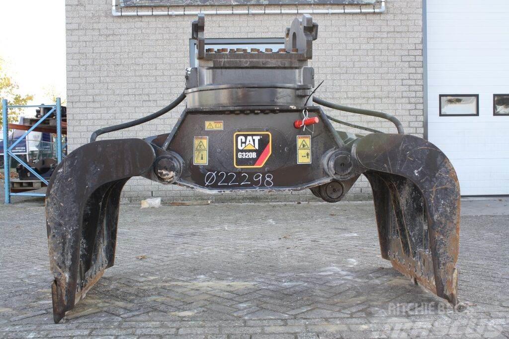 Caterpillar Demolition and sortinggrapple G320B-D / VRG30/2D