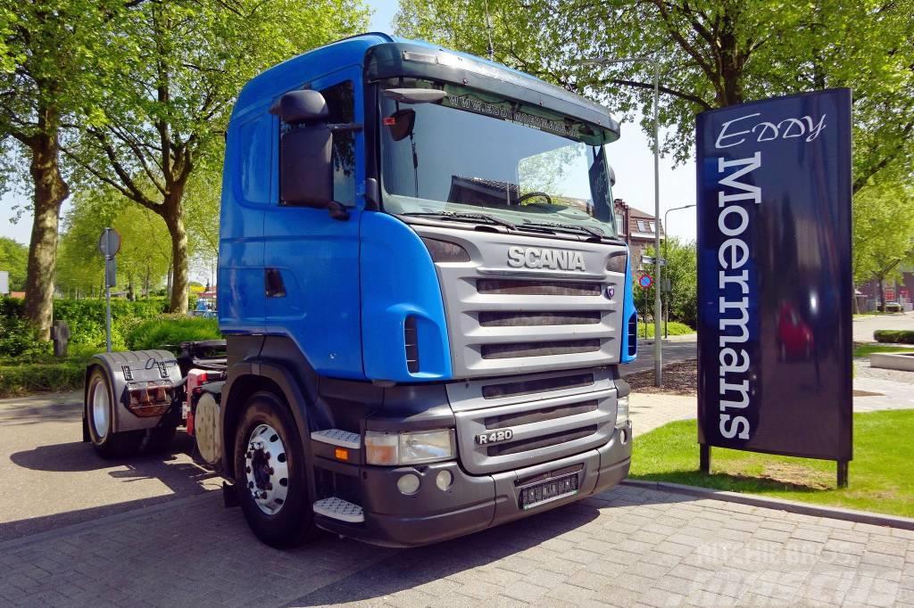 Scania R420 Cr 19