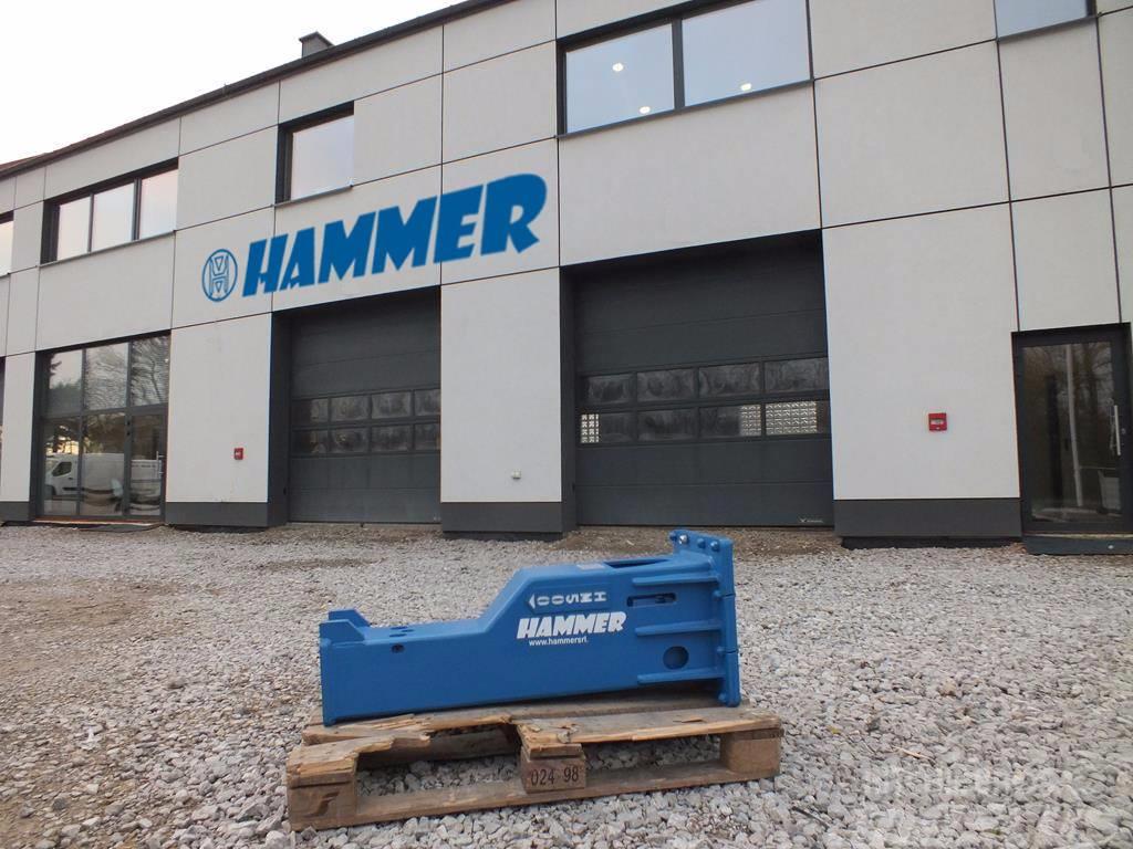 Hammer HM 500 Hydraulic breaker 450kg