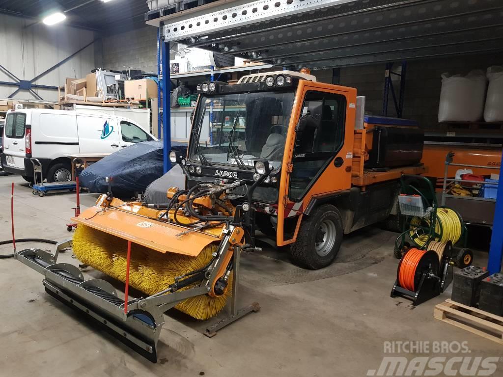 Ladog T 1550 LT - Winterdienst