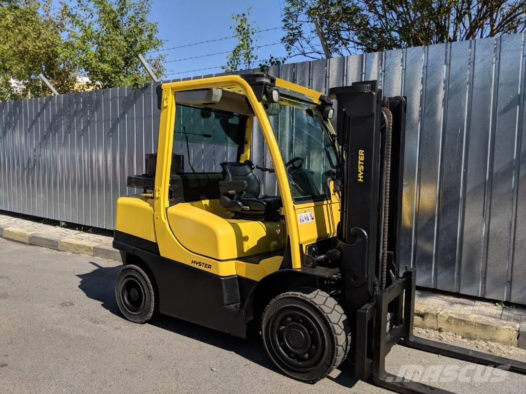 Hyster H4.0FT-5 - 8623